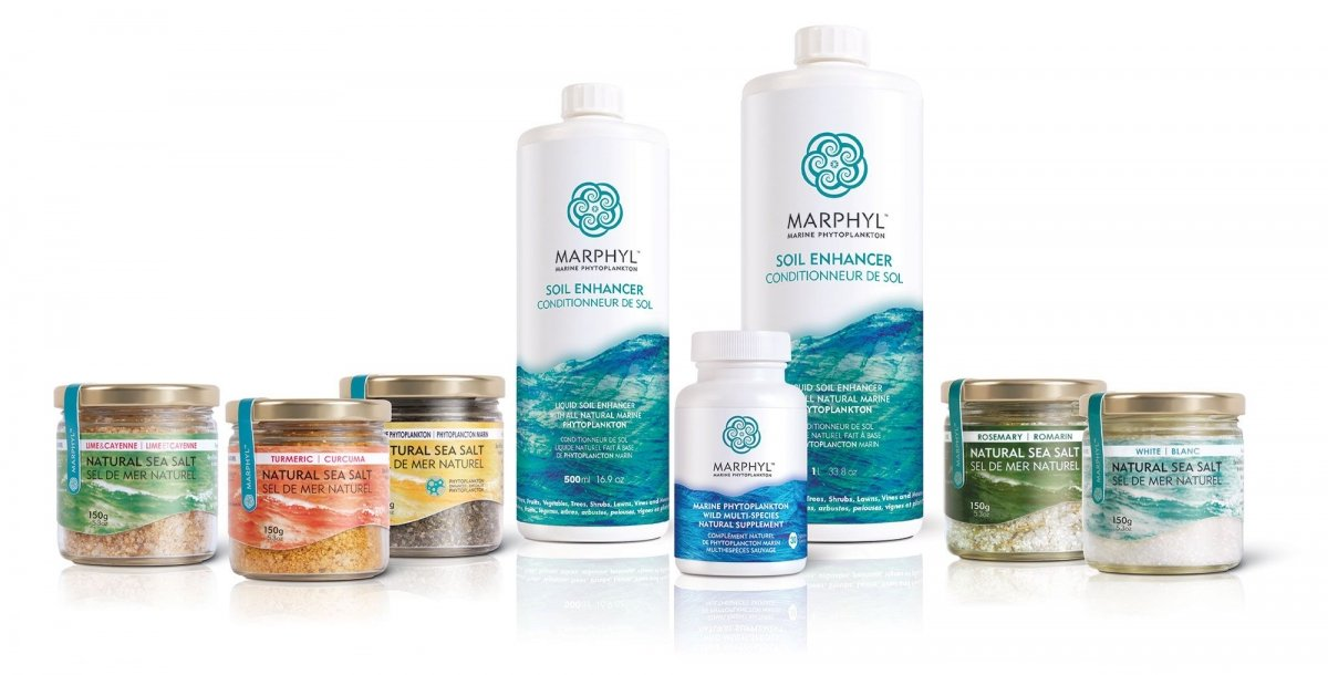 MARPHYL Marine Phytoplankton all products
