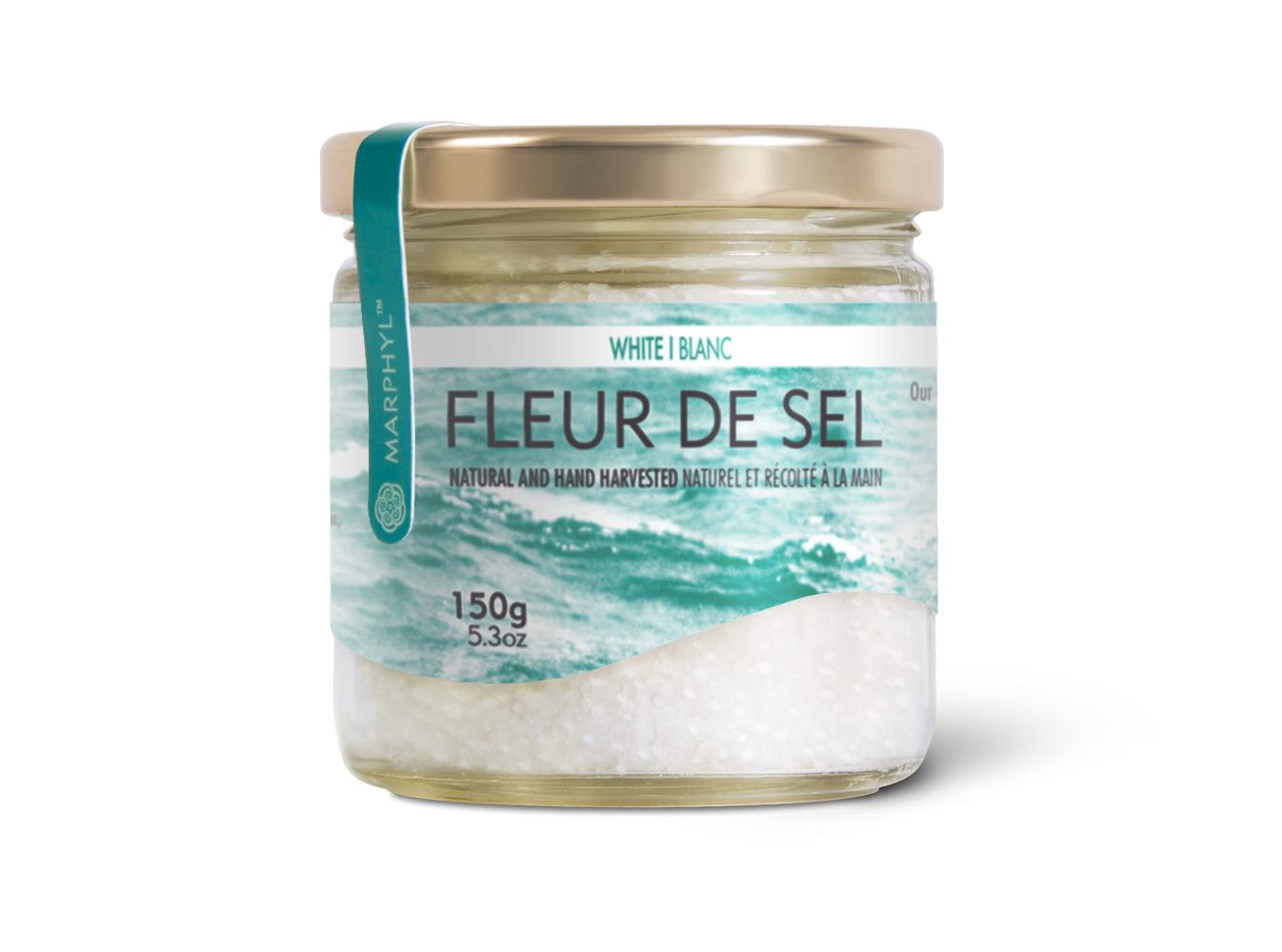 Marphyl Marine Phytoplankton Natural Sea Salt 150g 5.3oz White