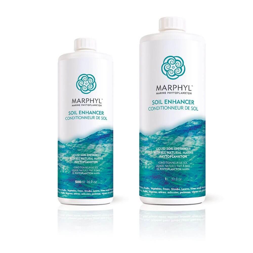 Marphyl Marine Phytoplankton Natural Multi-species Soil-Enhancer 2 products beauty shot