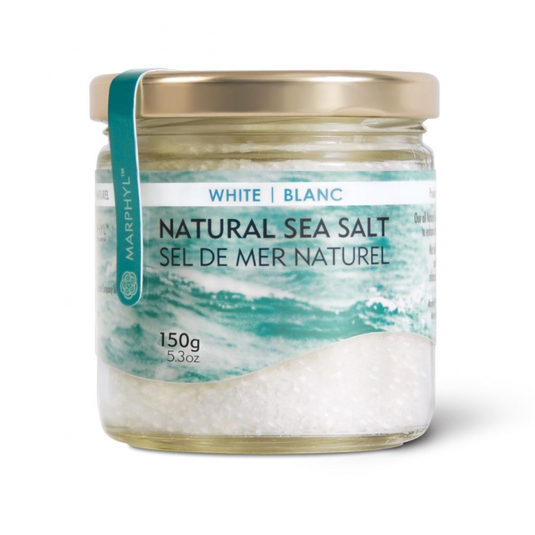 Marphyl Marine Phytoplankton Natural Multi-species Natural Sea Salt 150g 5.3oz Flavour white Beauty Shot