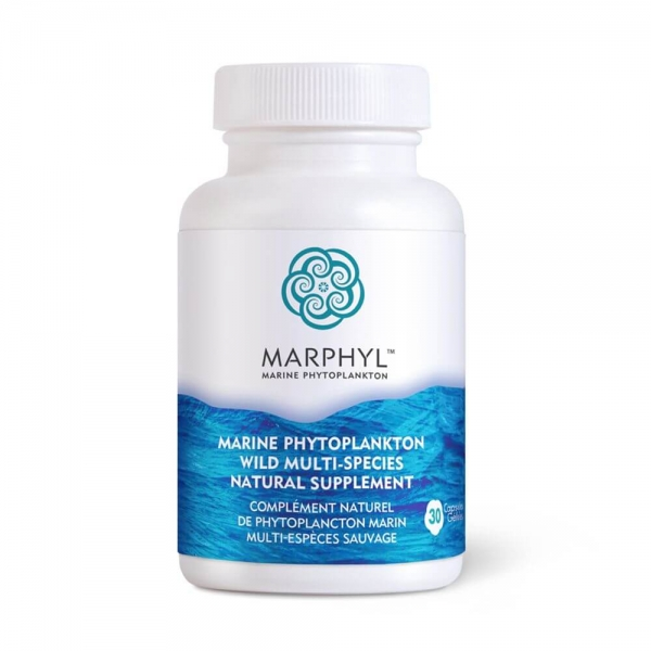 Marphyl Marine Phytoplankton Natural Multi-species Supplement Beauty Shot