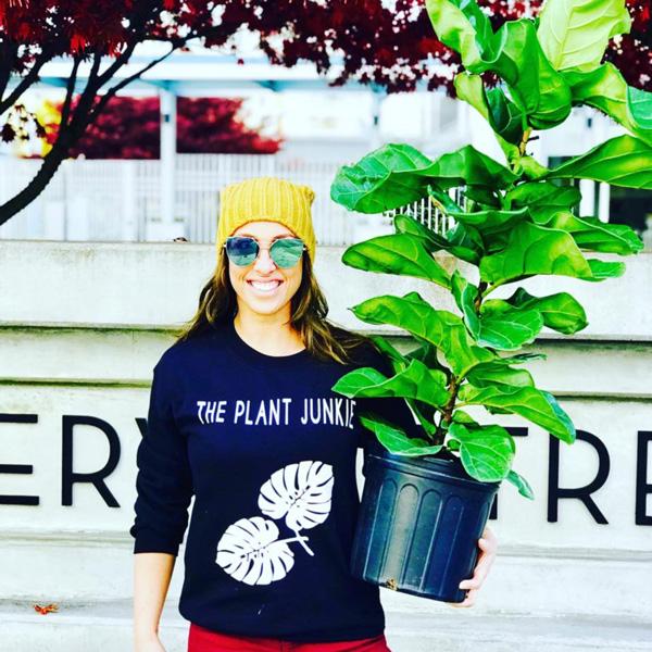 Theplantjunkie Izabella MARPHYL marine phytoplankton ambassador