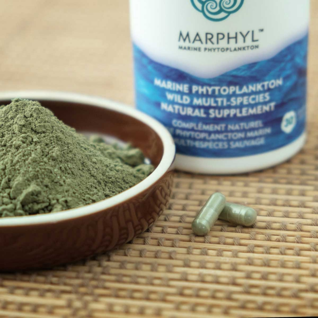 Marphyl Marine Phytoplankton Natural Multi-species Supplement for dogs