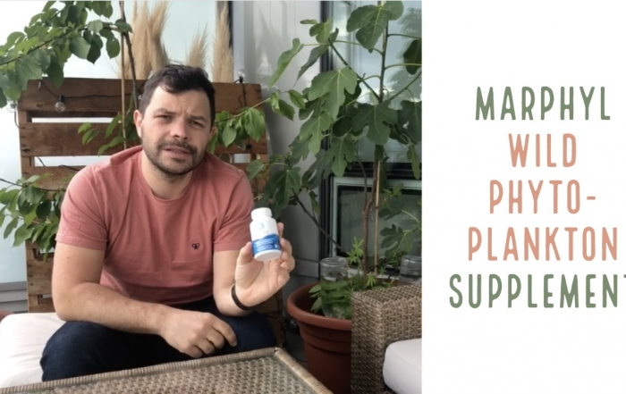 MARPHYL Marine Phytoplankton Natural Supplement Introduction